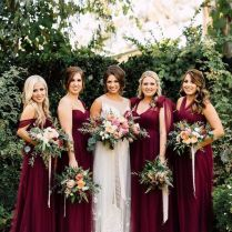 Gorgeous Ideas For A Red Wedding Palette