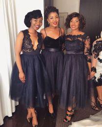 Black Is Beautiful Bridesmaids Hairbynodi Bridalhairstylist