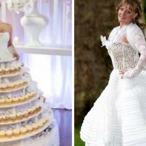 19 Outrageous Wedding Dresses That Would Make Any Groom's Jaw Drop