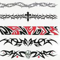 32 Latest Band Tattoo Designs And Ideas