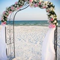 Beach Wedding Arch Ideas – Beach Wedding Tips