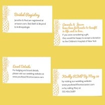 Where To Put Registry On Wedding Invitations 339 Best Bridal