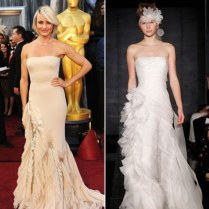 Cameron Diaz's Oscars Gown Get The Look