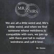 Dr Seuss' Classic Quote About Love Love Quote Seuss I Need To