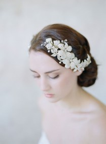 25 Perfect Hair Accessories For A Vintage Bride Chic Vintage Brides