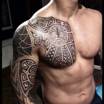 112 Half Sleeve Tattoos For Men And Women [2019]