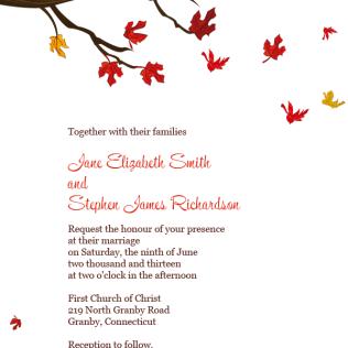 Fall Templates Free