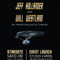 Star Trek Wedding Invitation, Boarding Pass And Rsvp Coming Soon