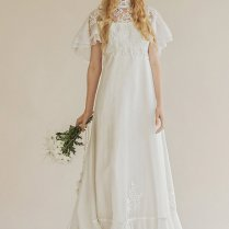 The 6 Prettiest 70s Inspired Wedding Dresses