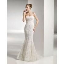 Lace Mermaid Style Wedding Dresses Photo