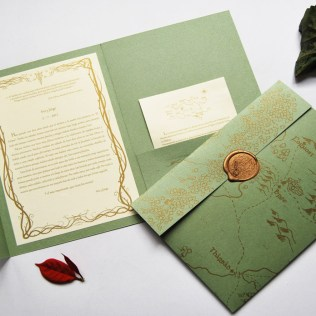Lord Of The Rings Wedding Invitations Of The Rings Wedding
