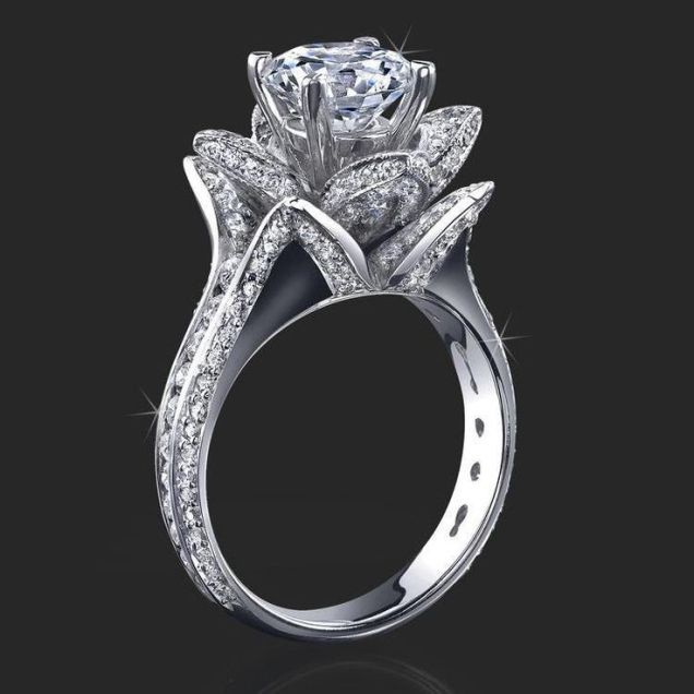 Most Expensive Wedding Ring Designers – Giles Rings