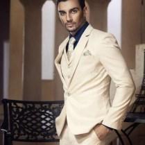 New Arrival Men Suits Bule Groom Latest Coat Pant Designs Best Man