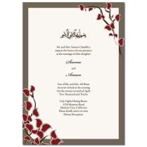 Nikah Wedding Invitations