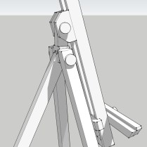 Mawood Access Woodworking Plans For Easel