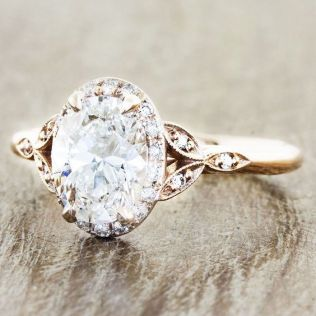 Vintage Engagement Rings For Your Engagement Styleskier Vintage
