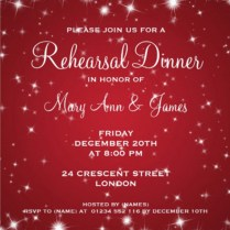 41 Dinner Invitation Templates