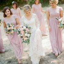 Lindsey And Justin's Country Rustic Wedding