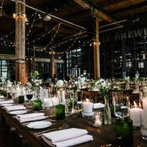 Wedding Catering At Steam Whistle Brewing