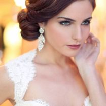 Vintage Updos For Weddings