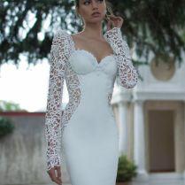 Tight Fitting Wedding Dresses