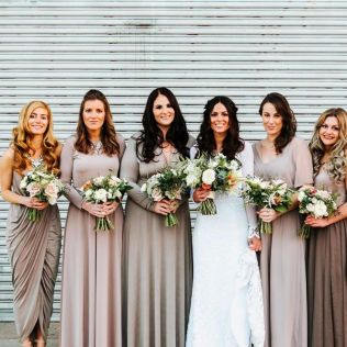 Relaxed And Romantic Bridesmaids Dresses 30 Off Coupon Code