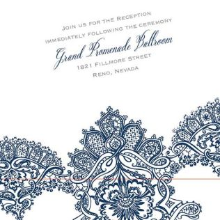 Wedding Invitations That Fit Your Theme And Palette For A