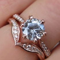 Design My Own Ring 30 Wedding Ring Sets That Make The Perfect Pair