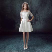 New Design Lace Appliques Bridesmaid Dresses 2015 Off The Shoulder