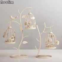 Noolim Moroccan Style Candle Stick Candleholder Vintage Tea Light