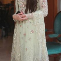 Best Party Wear Embroidered Dresses Designs 2019 Collection
