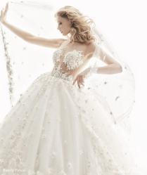 Randy Fenoli Spring 2018 Wedding Dresses