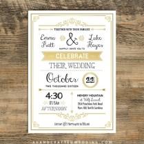 Vintage Wedding Invitations Wedding Invitations Rustic Great Free