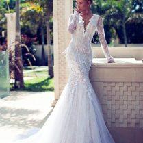 Editors' Picks Hottest Backless Wedding Dresses Of 2015