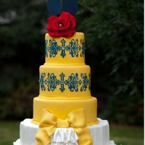 Southern Blue Celebrations Yellow Cake Ideas & Inspirations