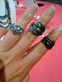 New Rings From Premier Designs Jewelry! Tamarasjewelryboutique