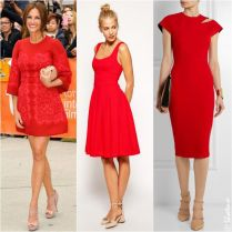 Best Picks What Color Shoes To Wear With Red Dress