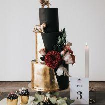 Beautiful, Innovative Wedding Cake Design