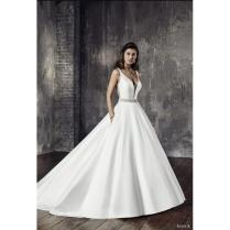 Eddy K Couture Style Ct189 2018 Simple Sleeveless Ball Gown