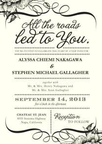 Invitation Template Casual Wedding Invitation Wording