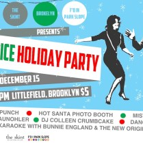 No Office Holiday Party No Problem! Presenting The No Office