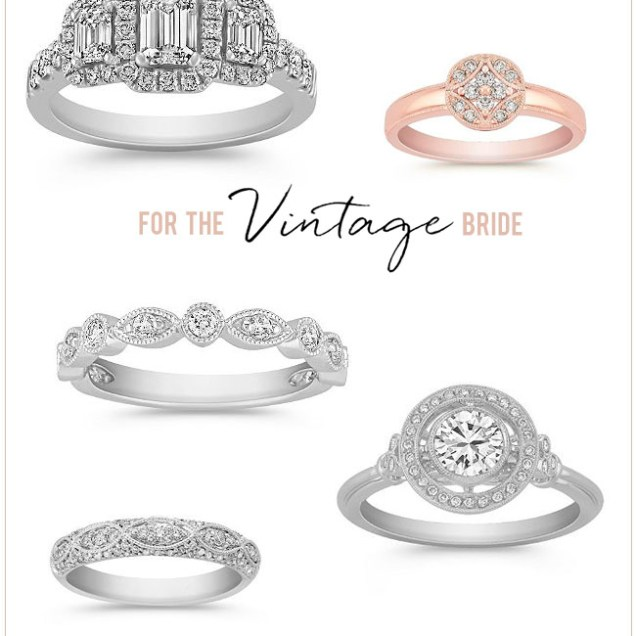 Find Your Wedding Ring Style With Shane Co