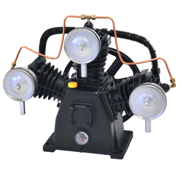 Airbase Industries 5hp 18 CFM Reciprocating Air Compressor Pump