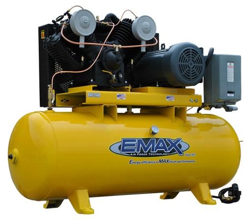 Industrial Plus Horizontal Piston Air Compressor