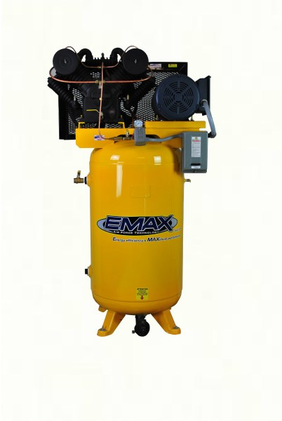 Emax Industrial Plus 7.5hp Single Phase 80 gallon Vertical Air Compressor