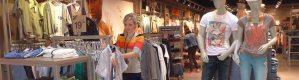 Gestionnaire d'unité commerciale textile-Habillement