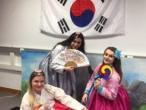 journée Corée à Quimper