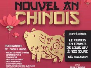 nouvel an chinois à Quimper