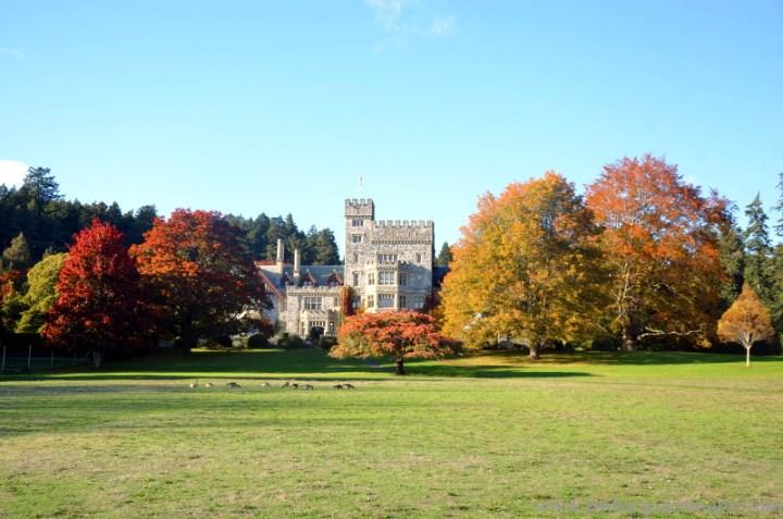 hatley castle