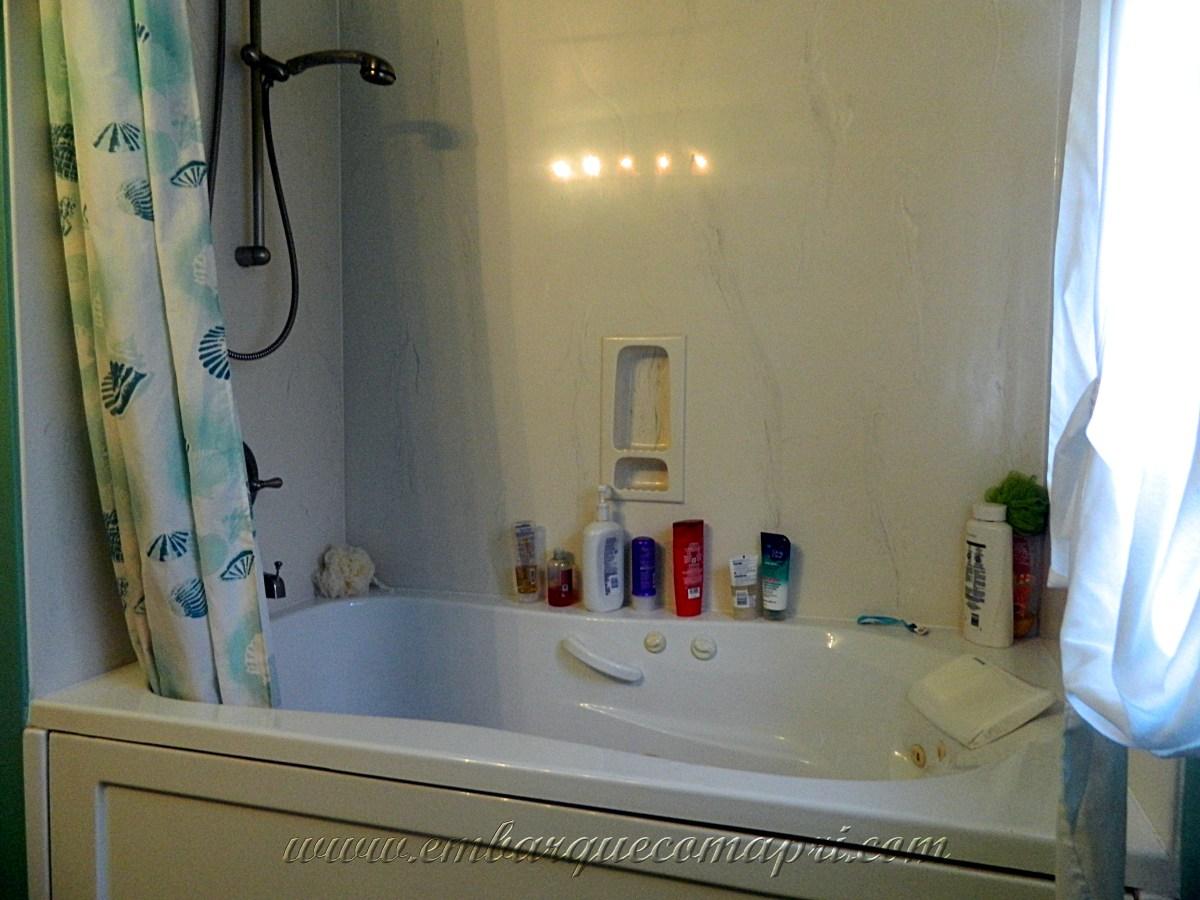 Banheiros no Canadá / Bathrooms in Canada